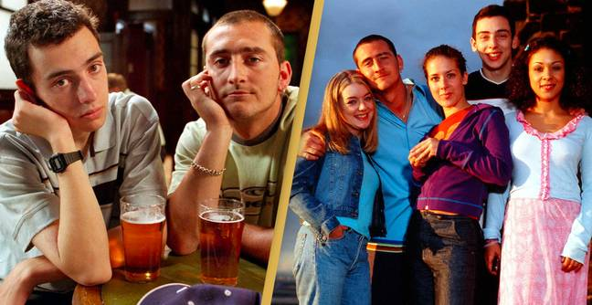 Two Pints Of Lager And A Packet Of Crisps Is Returning After 10-Year Break