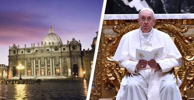 Vatican Indicts 10 People Over €350 Million London Real Estate Deal