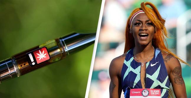 Weed Vape Company Contacts Sha'Carri Richardson With $250k Offer Following Olympic Suspension