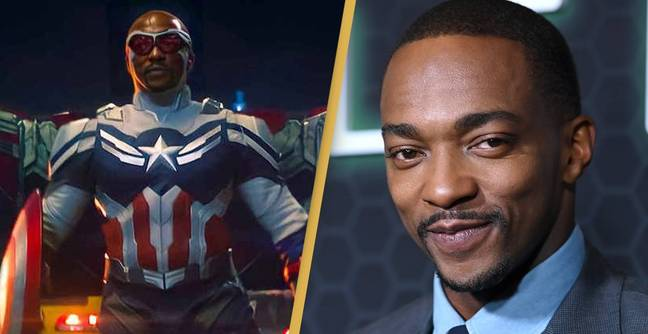 Anthony Mackie Closes Deal To Lead Captain America 4