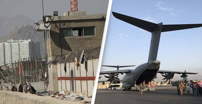 Pentagon Says There Was Only One Explosion During Kabul Terror Attacks After Two Were Reported