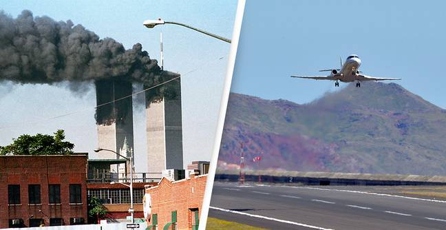 Only One Private Plane Was Allowed To Fly Just After 9/11 And It Saved A Man's Life