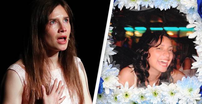 Amanda Knox Causes Outrage After Posting Insensitive Meme About Meredith Kercher Murder