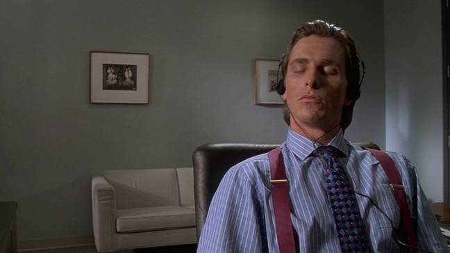 Christian Bale in American Psycho. (Columbia Pictures)