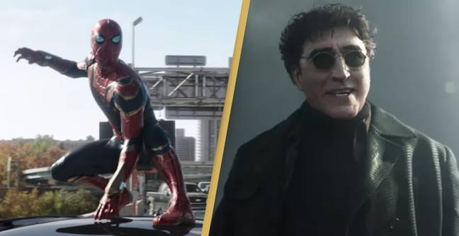 Fans Spot Another Spider-Man 2 Link In No Way Home Trailer