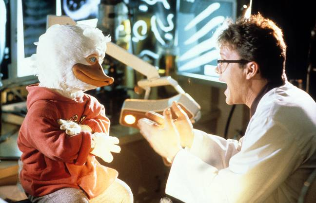 Howard the Duck. (Universal Pictures)