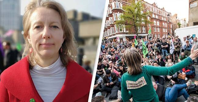 Outrage After Extinction Rebellion Founder Reveals What Car She Drives