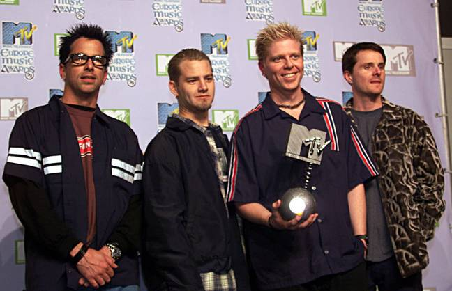 The Offspring (PA Images)