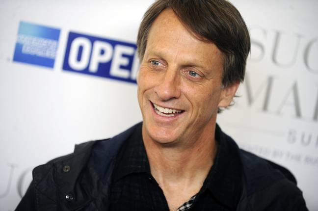 Tony Hawk attends the American Express Success Makers Summit 2017 at Spring Place on April 17, 2017 in New York City - Dennis Van Tine/Geisler-Fotopres/DPA/PA Images