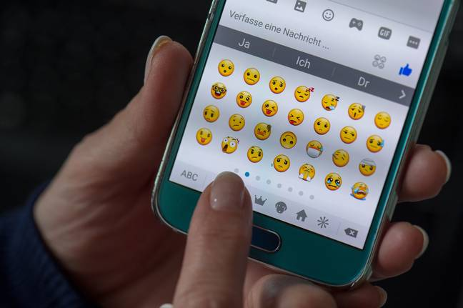Older generations don't understand why a smiley would be misperceived. (PA Images)