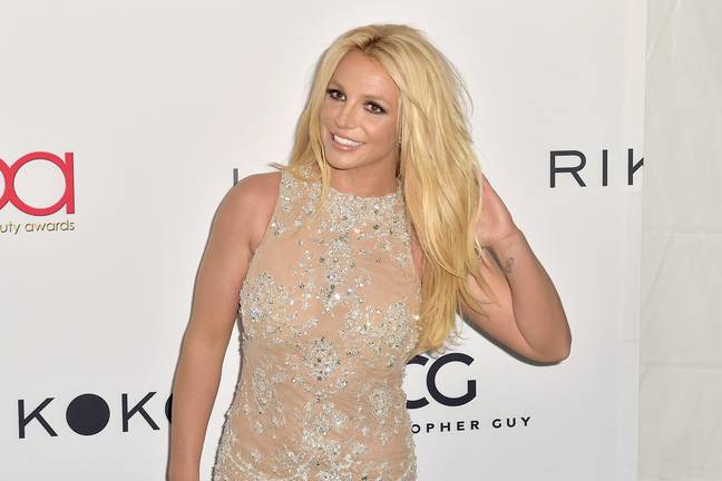 Britney Spears (PA Images)