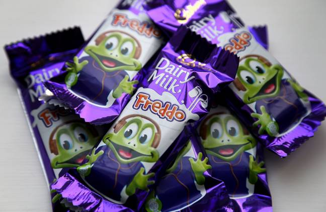 Freddos are now 25p, if not 30p in some shops. (PA Images)