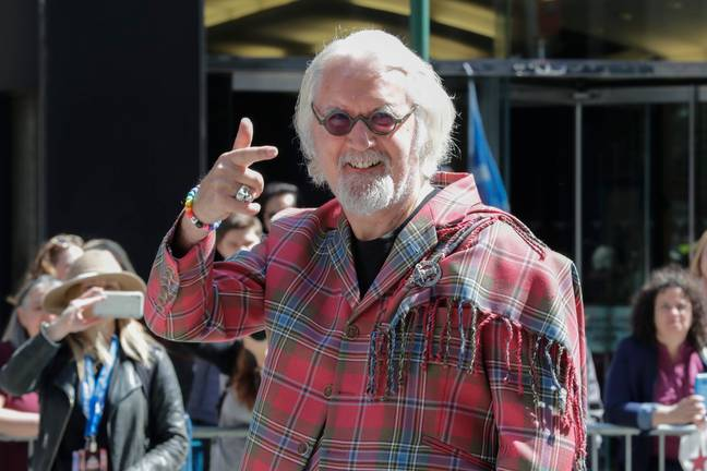 Billy Connolly (PA)