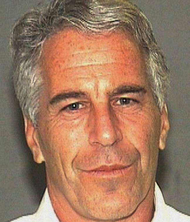 Picture of Jeffrey Epstein. Handout Photo by Palm Beach County Sheriff's Office/The Palm Beach (PA Images)