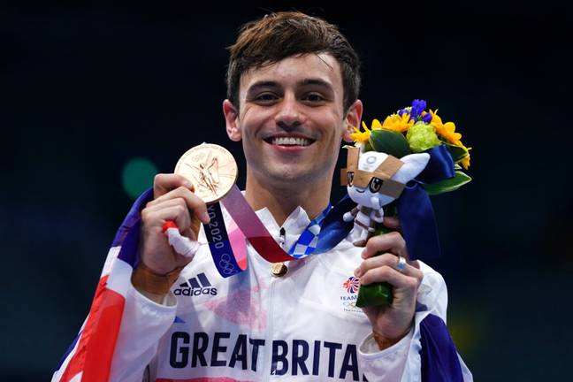 Tom Daley (PA Images)