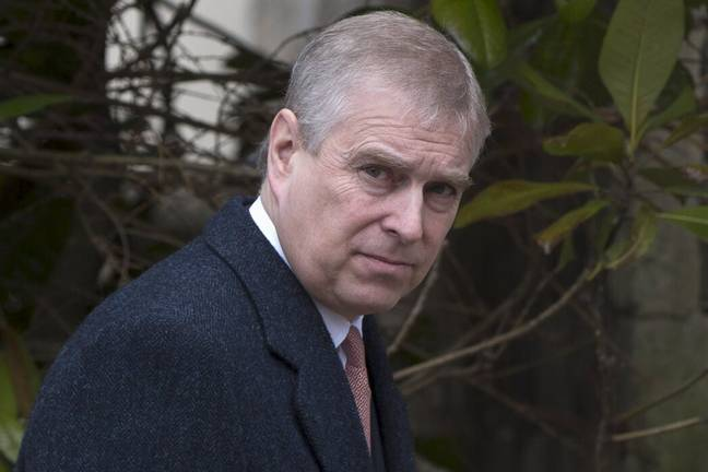 Prince Andrew - Neil Hall/PA Wire/PA Images