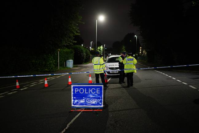 Five people were killed in a Plymouth shooting. (PA Images)