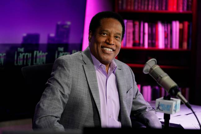 Larry Elder says employers should be allowed to ask about pregnancy. (PA Images)