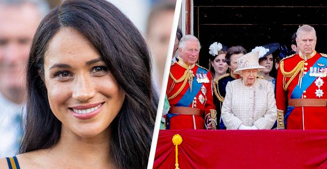 Royals 'Pleased' Meghan Skipped Funeral Of Prince Philip, Report Claims