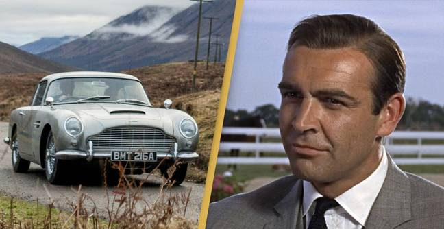The Mystery Of Stolen James Bond Aston Martin DB5 Has Apparently Been Solved