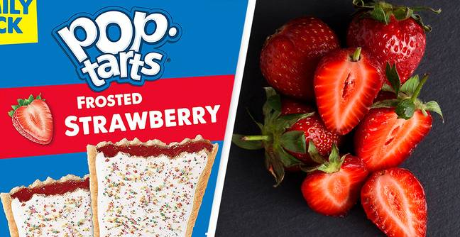 Woman Deceived By Ingredients In Strawberry Pop-Tarts Files Class Action Lawsuit