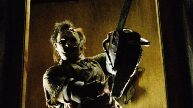 The Texas Chainsaw Massacre remake from 2003. (New Line Cinema)