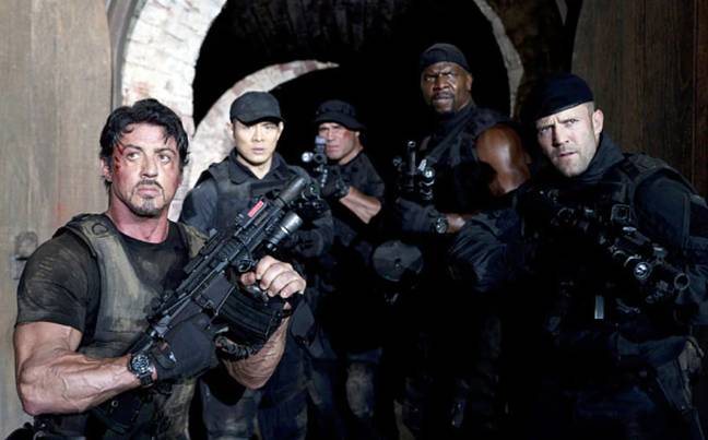 The Expendables are coming back. (Lionsgate)
