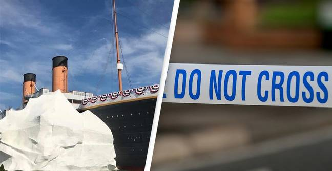 Iceberg Wall Collapse Injures Three People At The Titanic Museum