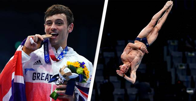 Tom Daley Promises 'A Couple Of Margaritas' After Taking Second Olympic Medal