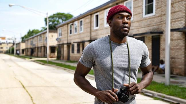 Yahya Abdul-Mateen II in Candyman. (Universal Pictures)