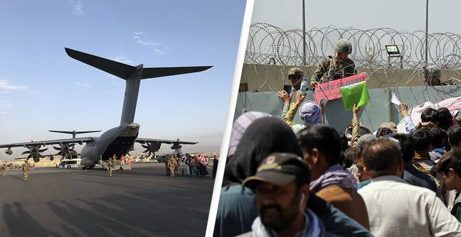 Afghanistan: UK Shuts Kabul Airport Gates, Airlift To End 'In Hours'