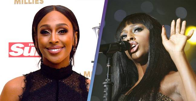Alexandra Burke Was 'Asked To Bleach Her Skin' After X Factor Win