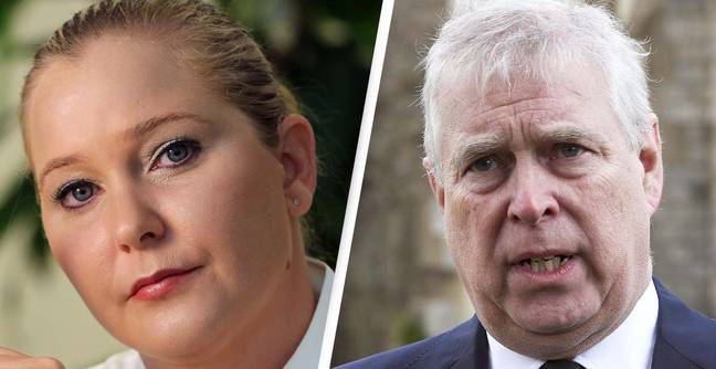 Virginia Roberts Giuffre Set To Sue Prince Andrew In A New York Court Amid Epstein Scandal