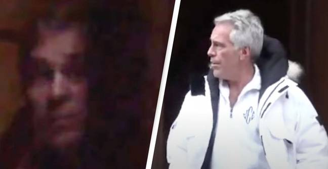 Footage Of Prince Andrew At Jeffrey Epstein's House Resurfaces Amid New Sexual Abuse Lawsuit