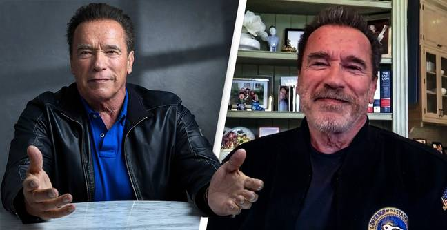 Arnold Schwarzenegger Says 'Screw Your Freedom' To Covid Deniers In Passionate Video