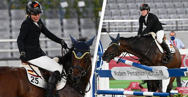 People Want Equestrian Events Banned From Olympics After Coach Disqualified For Hitting Horse