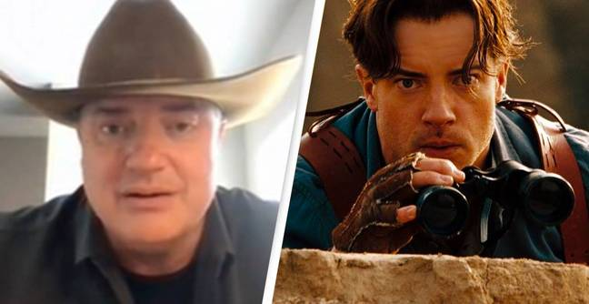 Brendan Fraser Emotional After Learning That People Are 'Rooting' For Him To Succeed