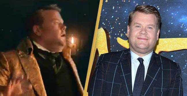 James Corden's Appearance In The Upcoming Cinderella Musical Has Everyone Making The Same Joke