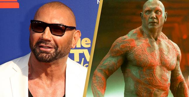 Dave Bautista Was 'Broke' And 'Had Nothing' Before Guardians Of The Galaxy Role