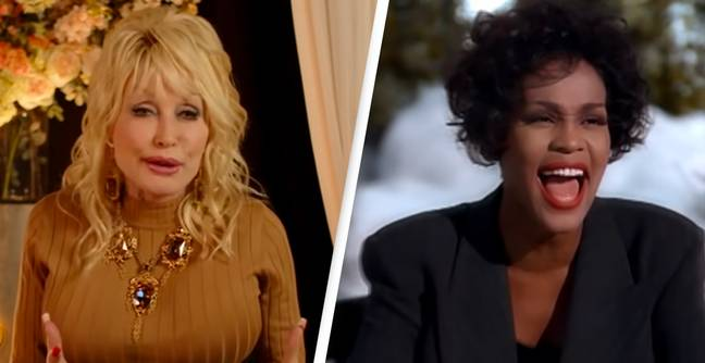 Dolly Parton Invested Millions From Whitney Houston Royalties Into Black Community