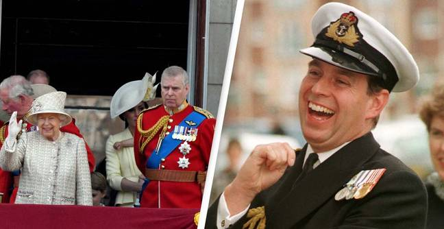 The Queen Wants Prince Andrew To Keep His Military Role Amid Ongoing Sex Abuse Claims, Insiders Report