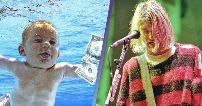 Nirvana Baby Suing Band Over Alleged Child Pornography