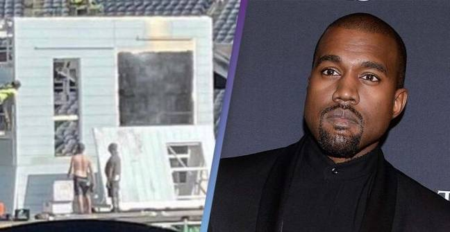 Kanye West's Childhood Home Being Rebuilt Gives Clue About Donda Album
