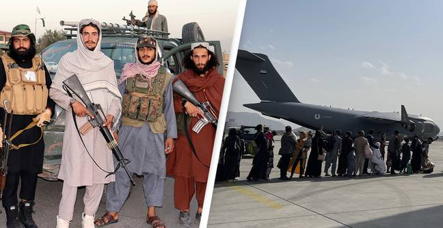 Afghanistan: ISIS Responsible For Kabul Airport Attack
