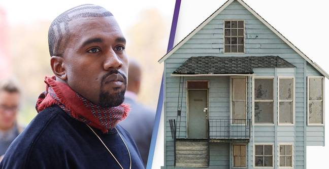 Kanye West's Childhood Home Pic On Insta Leads To Incoming Donda Speculation