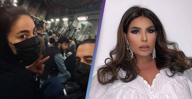 Afghanistan's Biggest Female Pop Star Gives Update As She Escapes Kabul