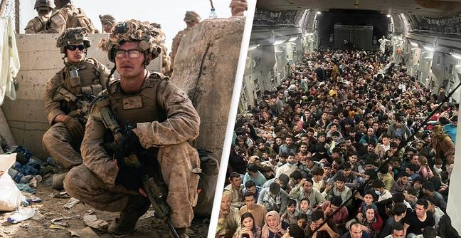 US Will No Longer Allow Afghan Refugees To Board Evacuation Flights