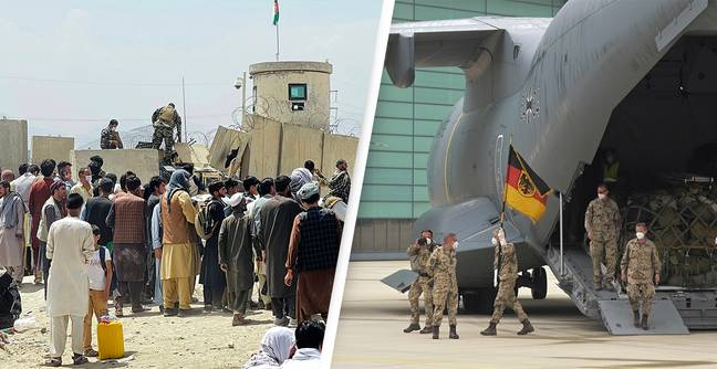 Afghanistan: German Government Admits Evacuating Only Seven People On First  Flight From Kabul - UNILAD