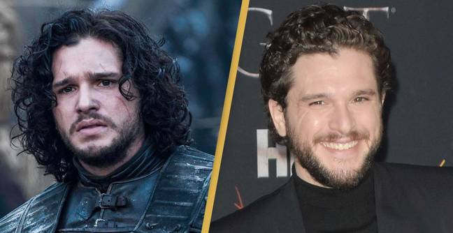 Game Of Thrones' Kit Harrington Opens Up About Mental Health Struggles