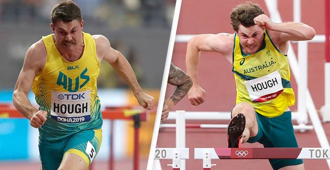 This Aussie Had An Absolute Nightmare In The 110m Hurdles